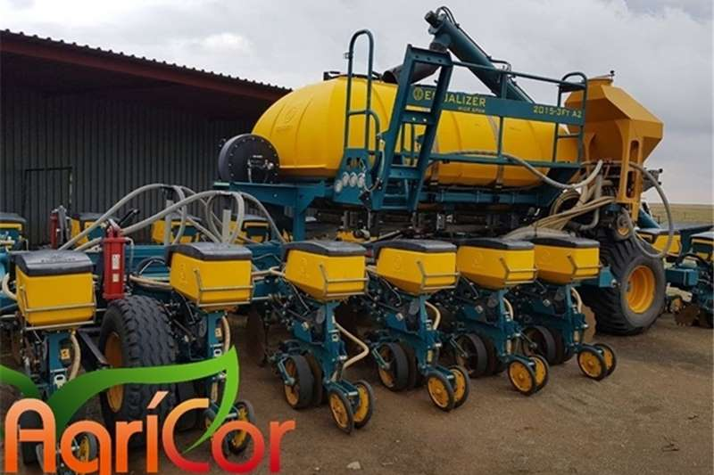 Equalizer Planting and seeding equipment 2013
