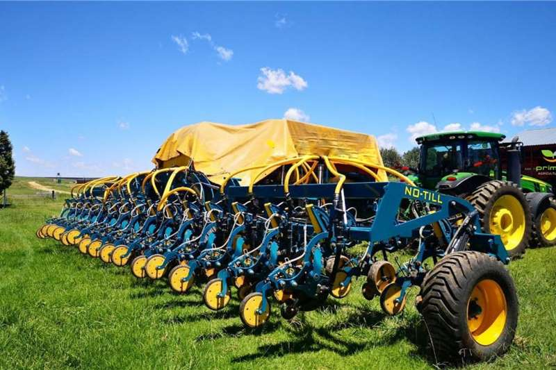 Equalizer Planting and seeding equipment No till planters Equalizer 12000 DS 2018