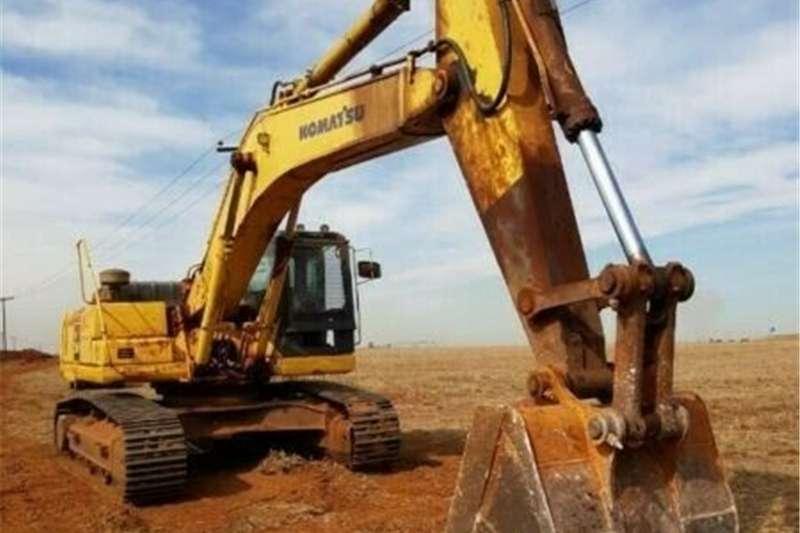 Excavator Komatsu PC300-7 Excavator - Good condition! 2006