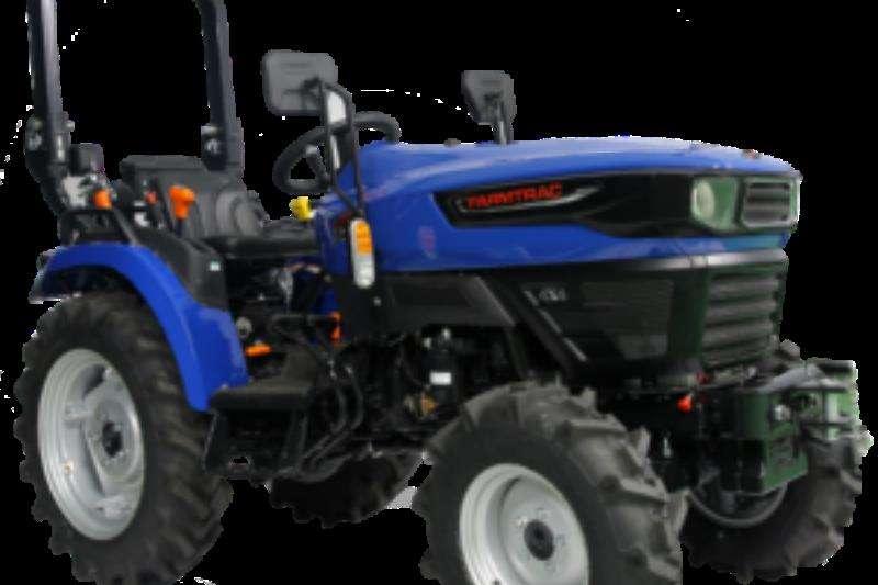 Farm Tractors 4WD tractors Farmtrac FT30 Compact 4WD 2018