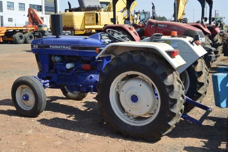 Farm Tractors Farmtrac 45 Tractor 2012