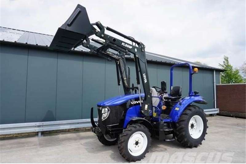 Farming Front End Loader