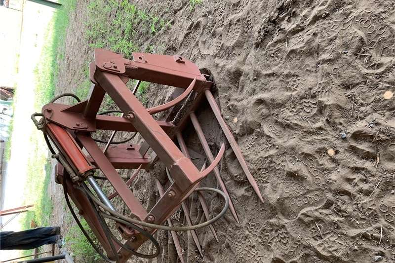 Hydraulic parts Hydraulic bale/ hay grabber Farming spares