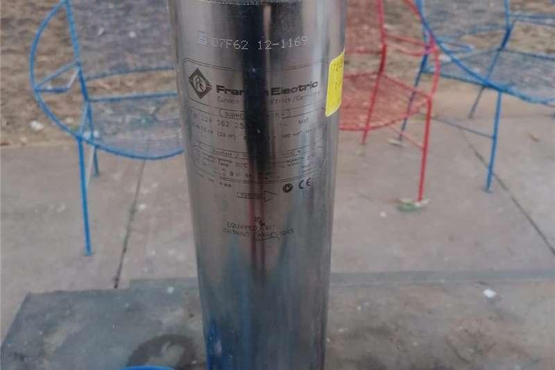 Pumps 2.2kW Franklin Electric motor Farming spares