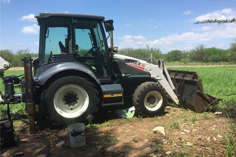 Farming Terex 860 SX 4x4