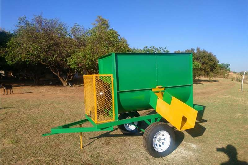 500kg consetraid mixer Feed mixers