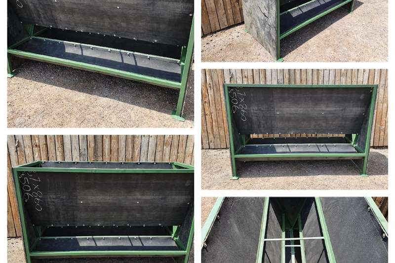 Feed mixers Amazingly low priced feeding troughs
