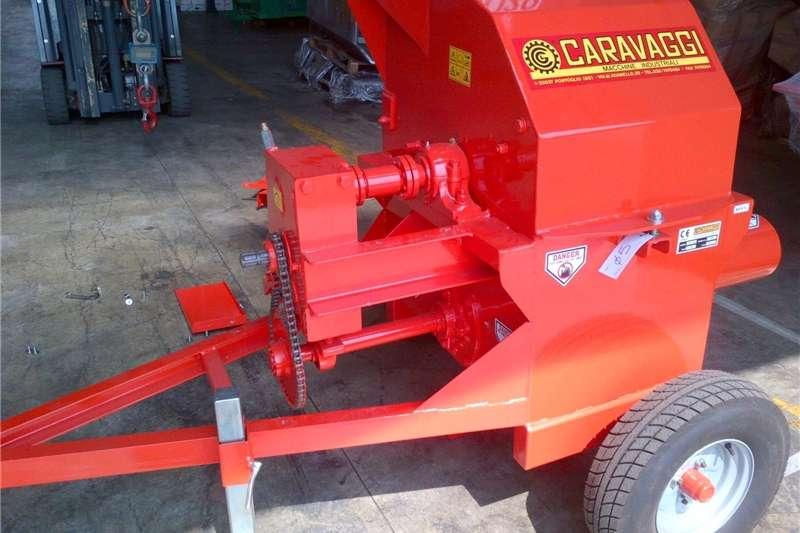 Feed mixers caravaggi hammermill
