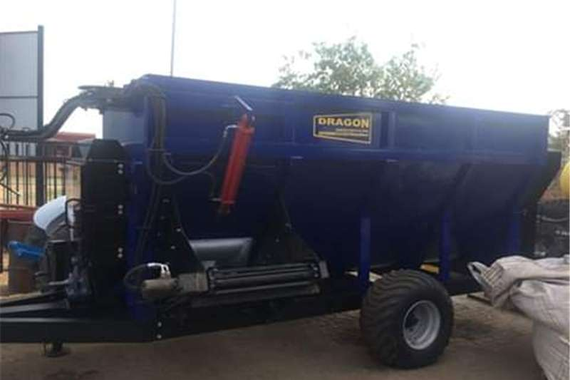 Feed mixers Horizontal feed mixers Feed mixers