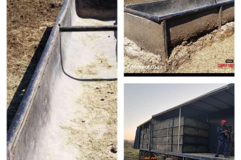 Feed wagons Top Quality Feeding Troughs