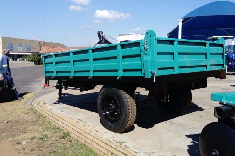 Feeler Carts and wagons 5 ton Tipper Trailer Agricultural trailers