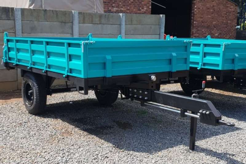 Feeler Tipper trailer 5T TIPPER TRAILER Agricultural trailers
