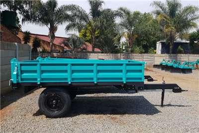 Feeler Tipper trailers 5T TIPPER TRAILER Agricultural trailers