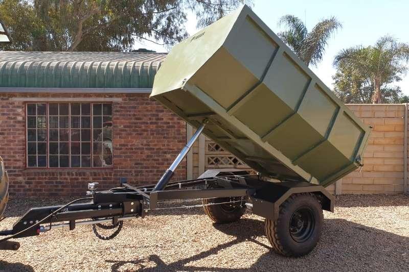 Feeler Agricultural trailers Tipper trailers DUMPER TRAILER 2020