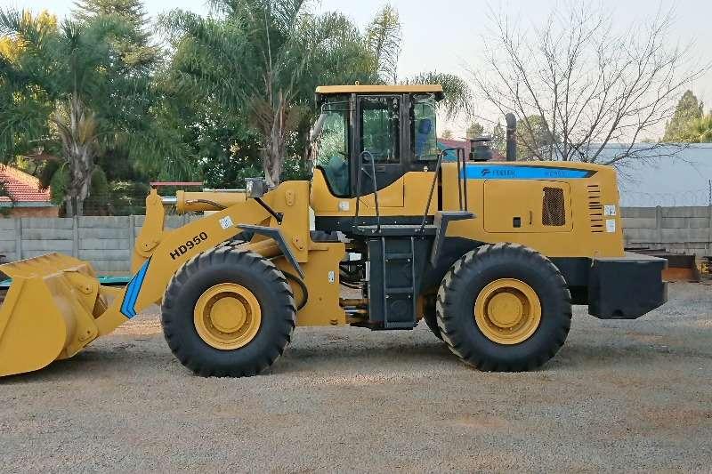 Feeler Front end loader Farming HD950 2020
