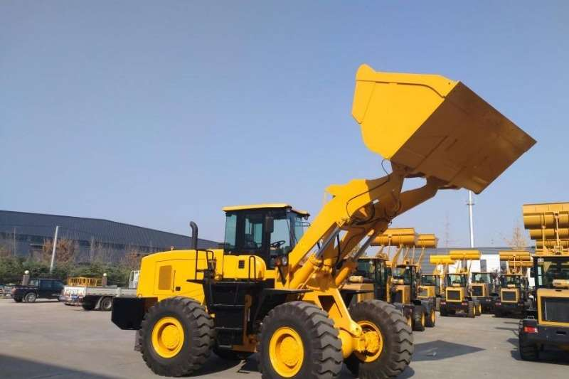 Feeler Front end loader Farming HD960 2020