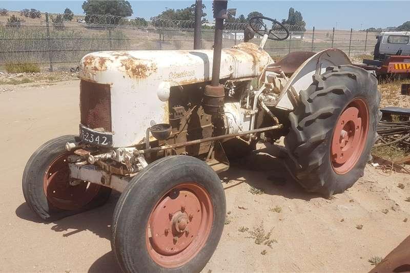 Fendt Tractors 2WD tractors Fendt 40U1TA 1957