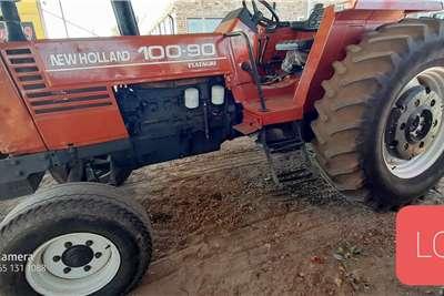 Fiat 2WD tractors 100 90 Tractors
