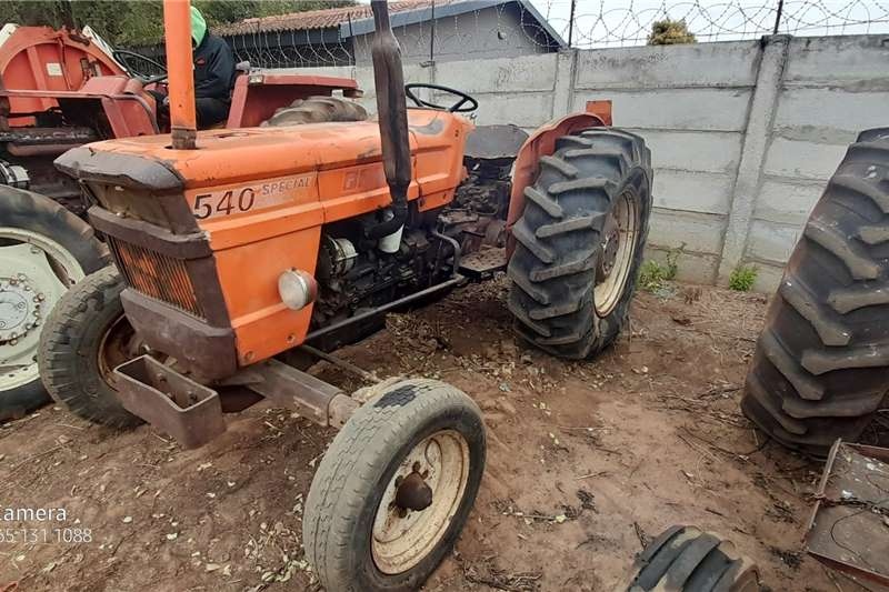 Fiat 2WD tractors 540 Tractors