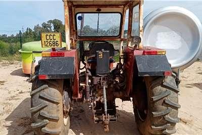 Fiat 2WD tractors 70 56 Tractors