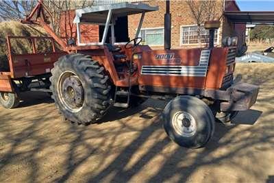 Fiat 2WD tractors 980 4x2 Tractor Tractors