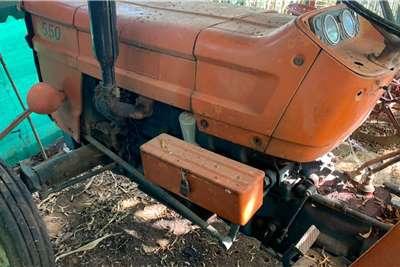 Fiat 2WD tractors Fiat 550 Tractors