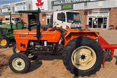 Fiat 2WD tractors Fiat 640 2wd Tractors
