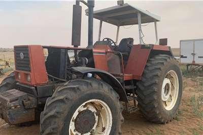 Fiat 4WD tractors Fiat 140 90 DT 4X4 104 kW Tractors