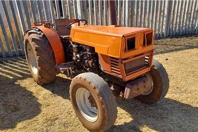 Fiat 4WD tractors Fiat 470 DT 4x4 Orchard Tractor Tractors