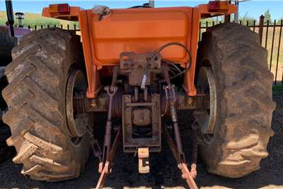 Fiat 4WD tractors Fiat 680 DT Tractors