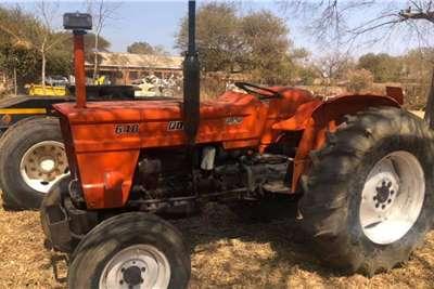 Fiat 640 Tractor Tractors