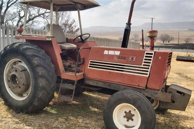 Fiat Tractors 880 Tractor