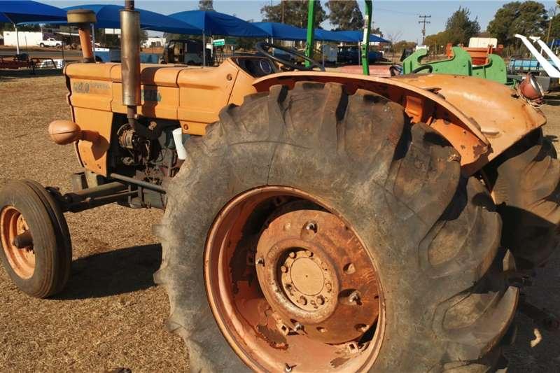 Fiat Fiat 540 Tractor Tractors