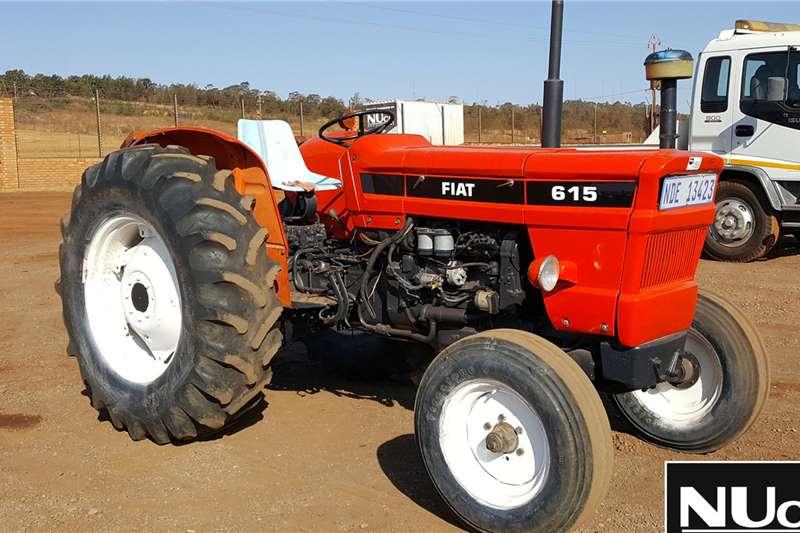 Fiat Tractors FIAT 615 TRACTOR