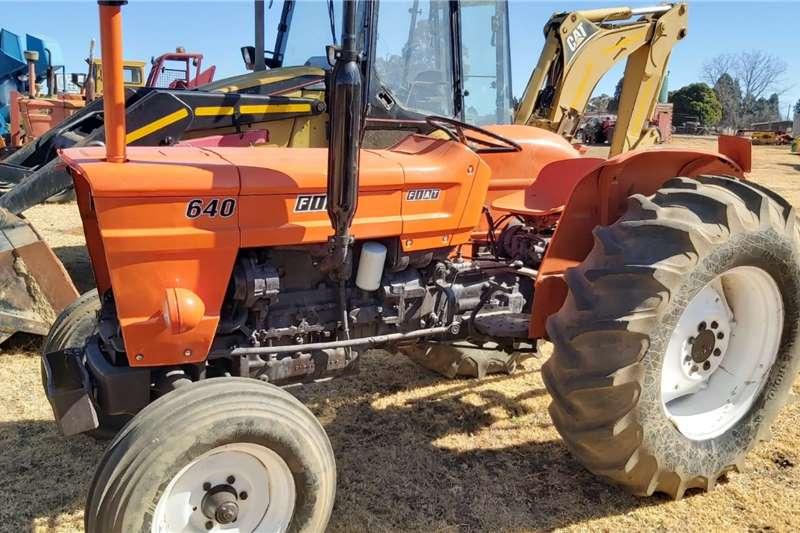 Fiat Tractors Fiat 640 Tractors