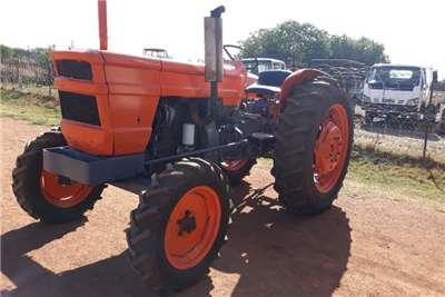 Fiat Tractors FIAT 650 TRACTOR 2X4