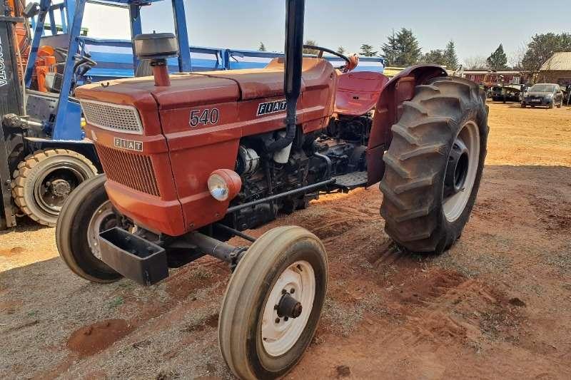 Fiat Tractors Two wheel drive tractors 540