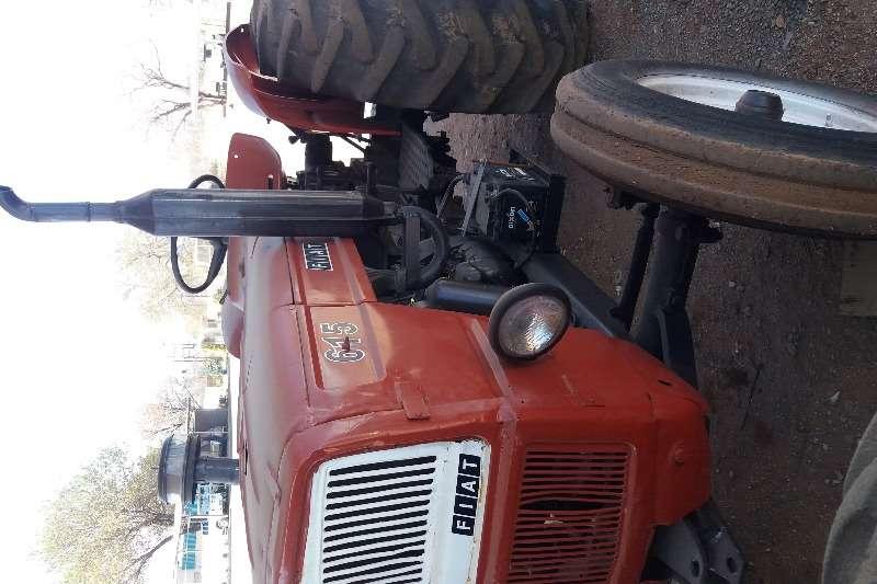 Fiat Tractors Two wheel drive tractors 615 1985