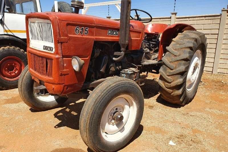 Fiat Tractors Two wheel drive tractors 615