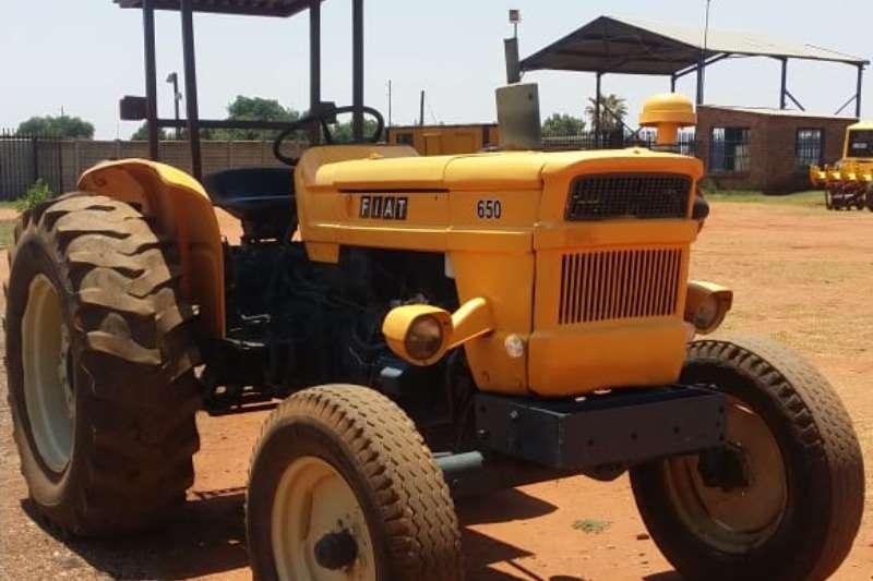 Fiat Tractors Two wheel drive tractors 650