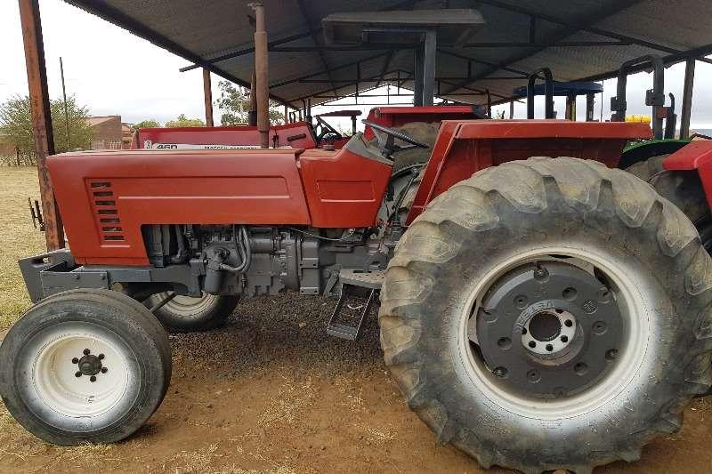 Fiat Tractors Two wheel drive tractors 80 66