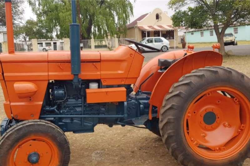 Fiat Tractors Two wheel drive tractors Fiat 480 Tractor