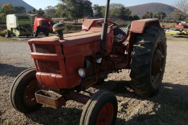 Fiat Tractors Two wheel drive tractors Fiat 640 2WD