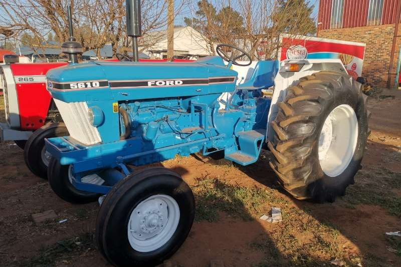 Ford Tractors 1990 Ford 5610 1990