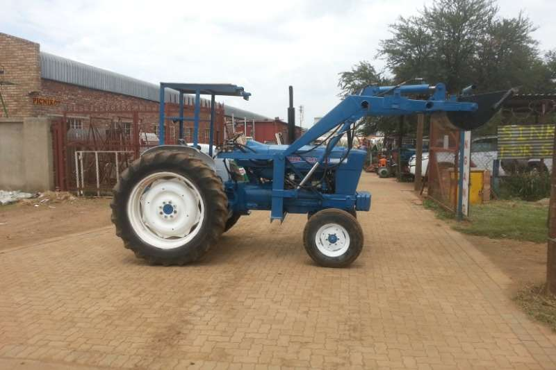 Ford Tractors 2WD tractors Ford 5000 1995