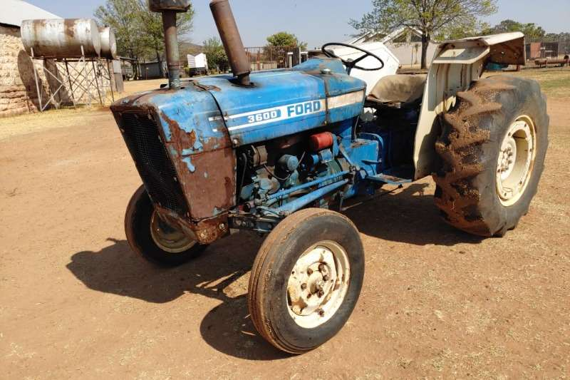 Ford Tractors 3600