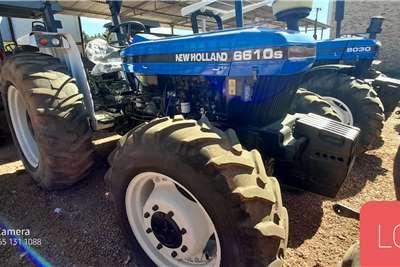 Ford 4WD tractors 6610S Tractors
