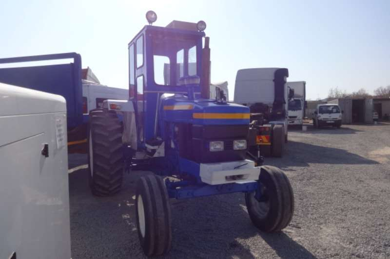Ford Tractors 5640 4x2 Tractor With Cabin