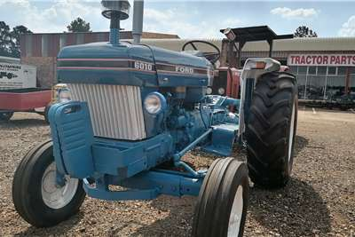 Ford 6010 Tractors