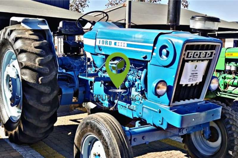 Ford 6600   Fully Refurbished Tractors